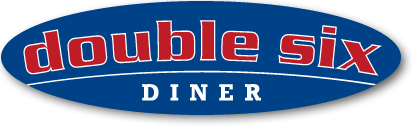 double six diner - logo